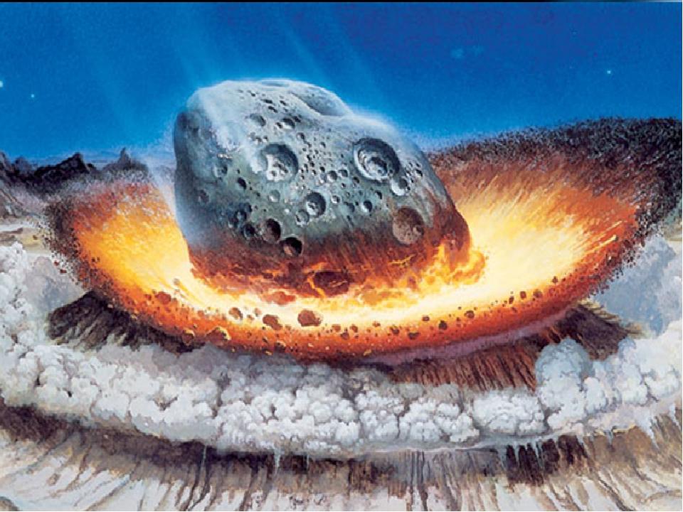 Астероїди у космосі