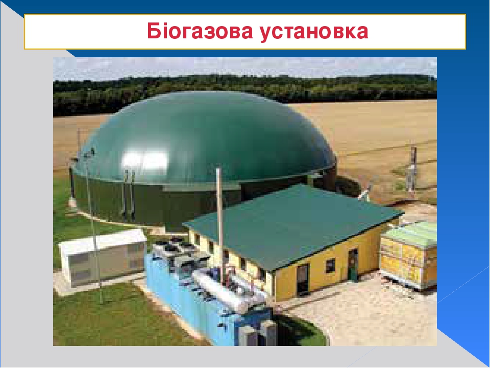 Біогазова установка