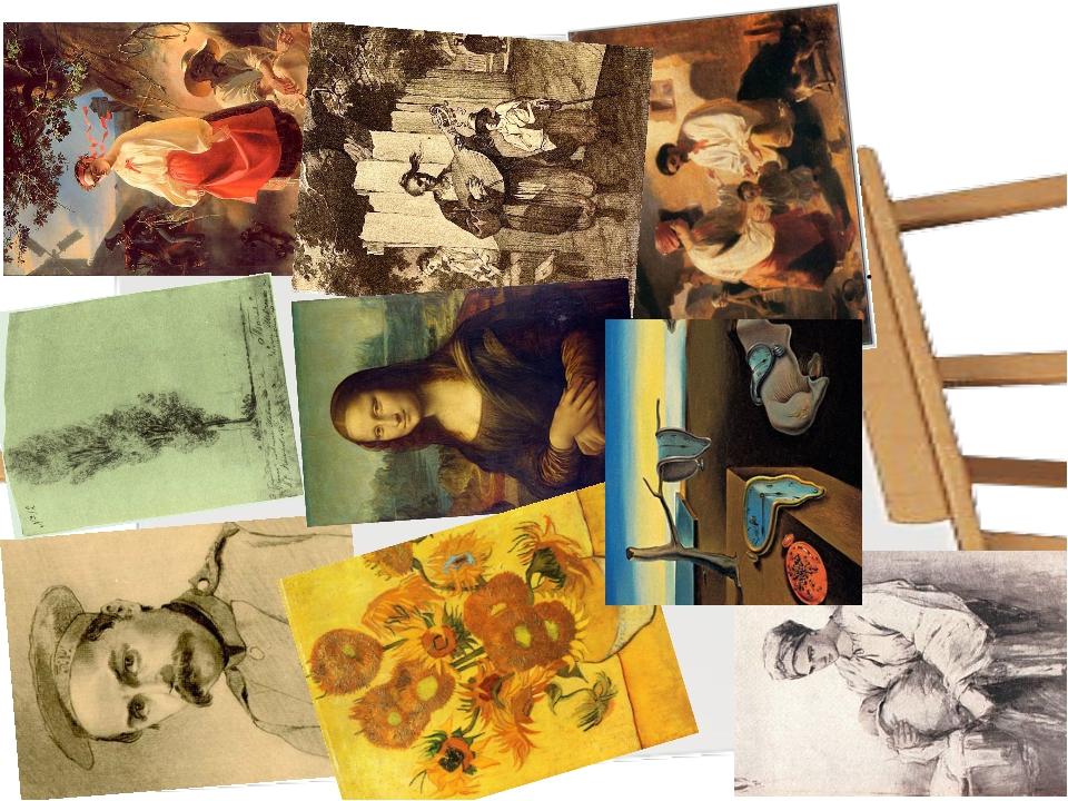 Назвати картини Т.Шевченка