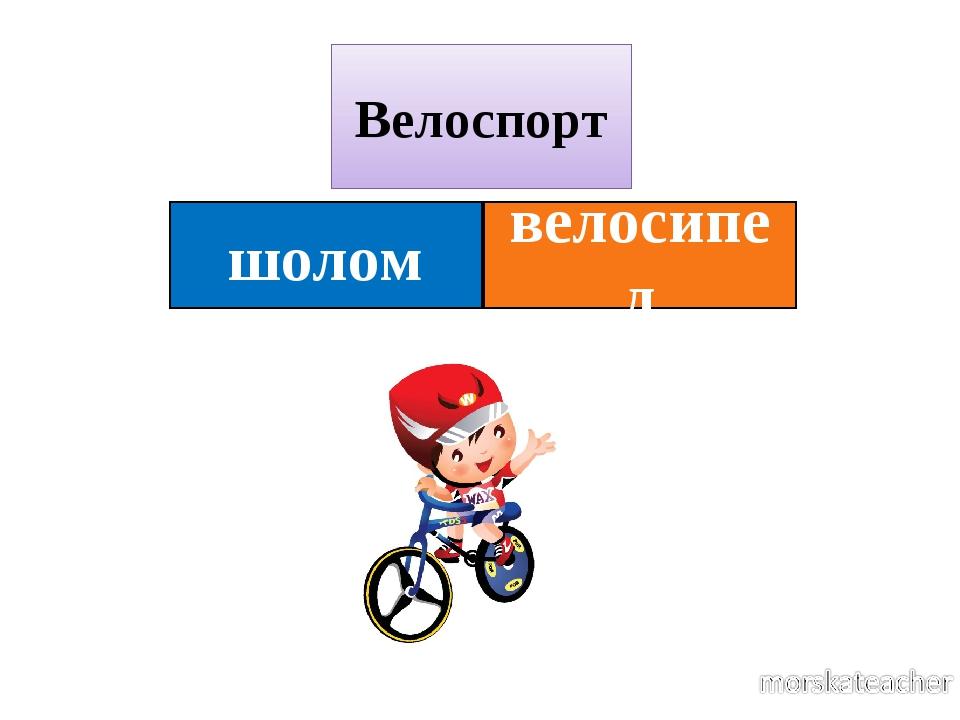 велосипед Велоспорт шолом