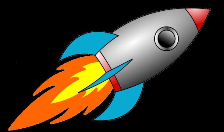 Картинки ракеты для детей, красивые