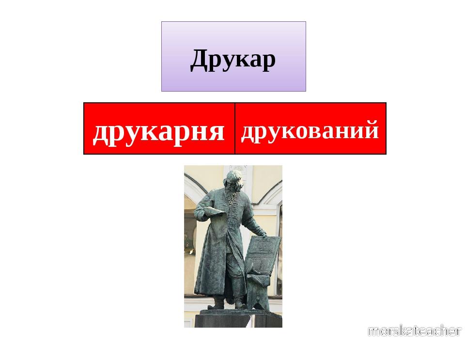 друкований Друкар друкарня