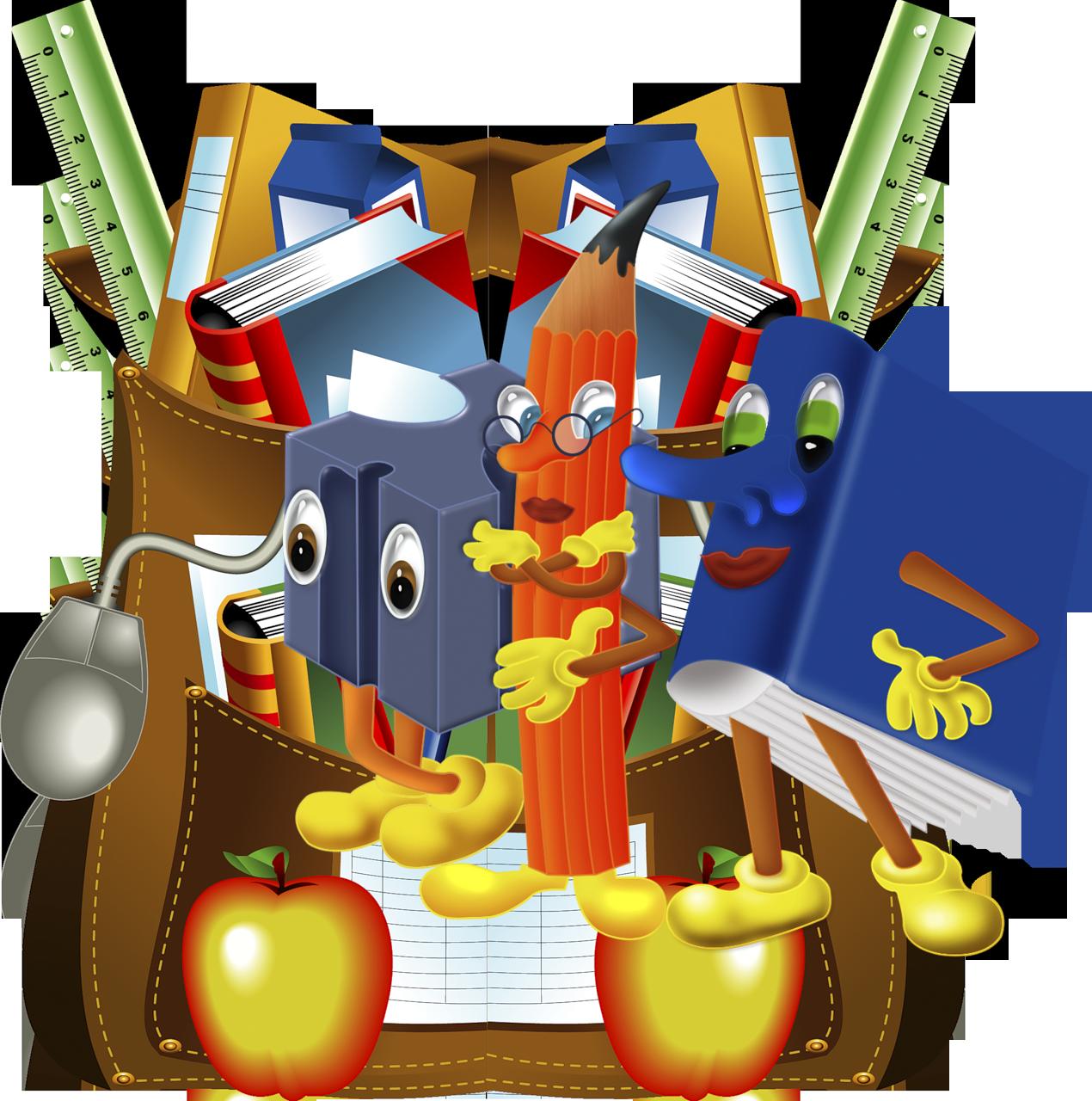 Картинки школьной тематики анимация