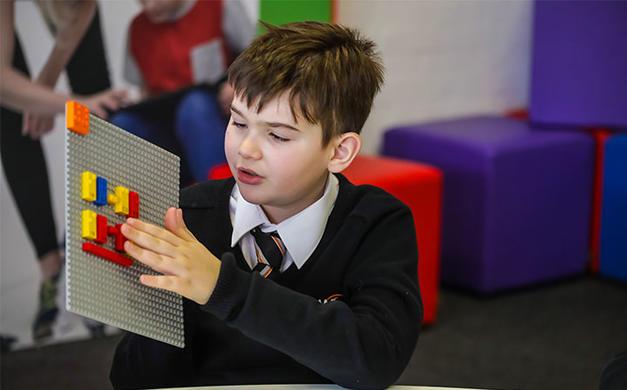 У «Lego» розробили конструктор для дітей із порушеннями зору
