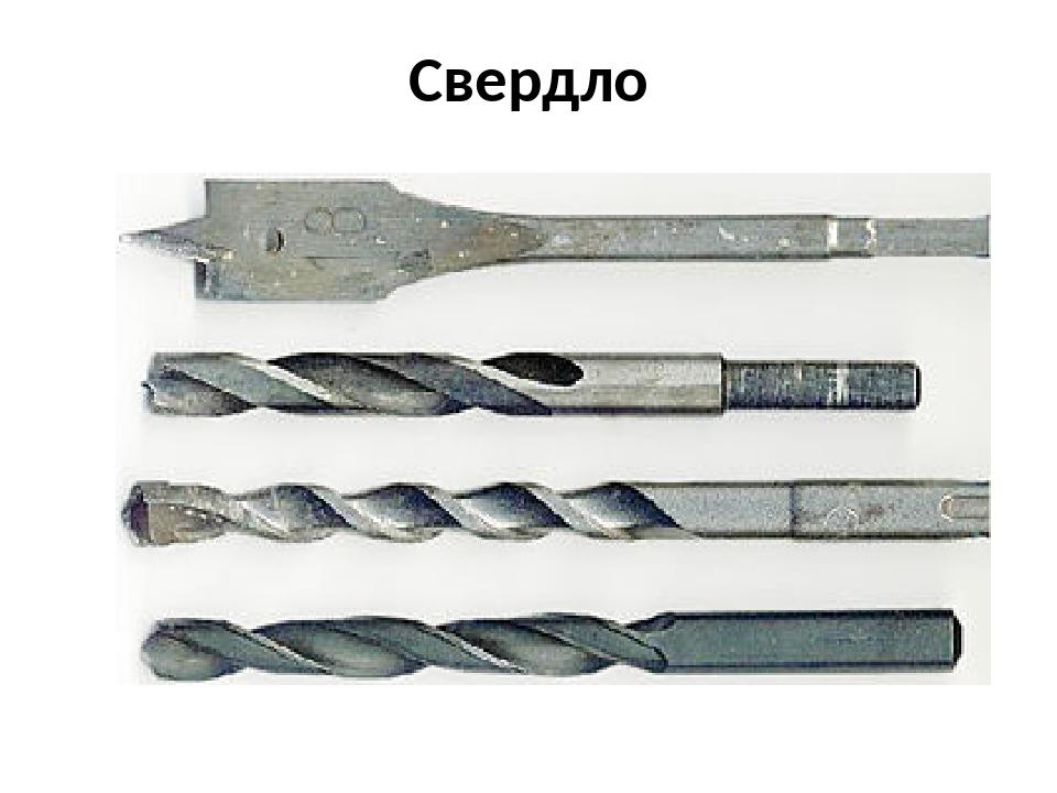 Свердло