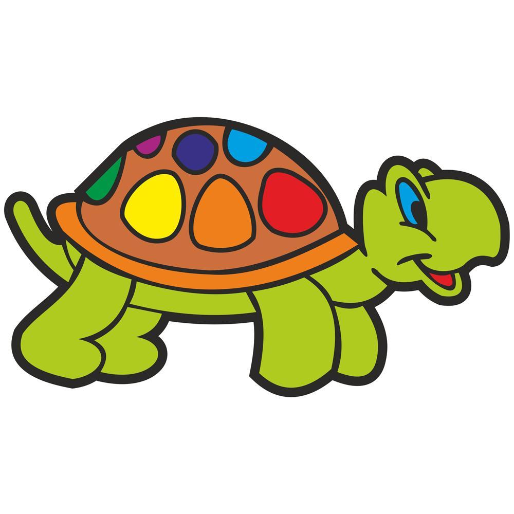 Картинка детская черепашка
