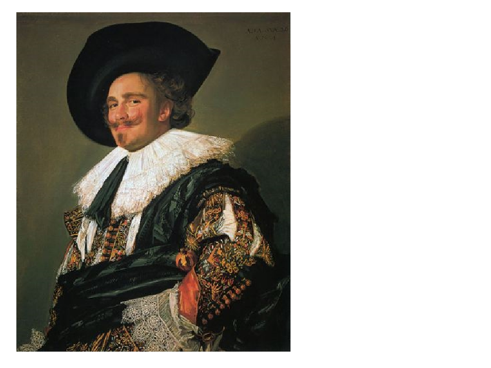 Frans Hals, The Laughing Cavalier (1624)