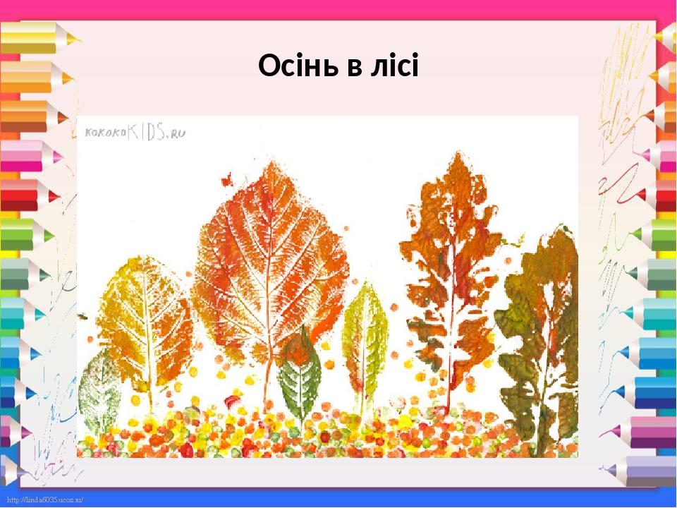 Осінь в лісі