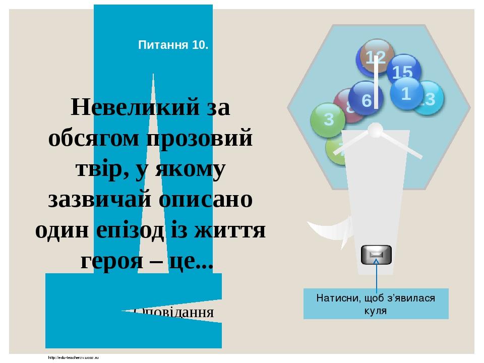 http://edu-teacherzv.ucoz.ru Чим повість відрізняється від оповідання? Обсягом, кількістю героїв та їх описом, кількістю та проміжком часу зображув...