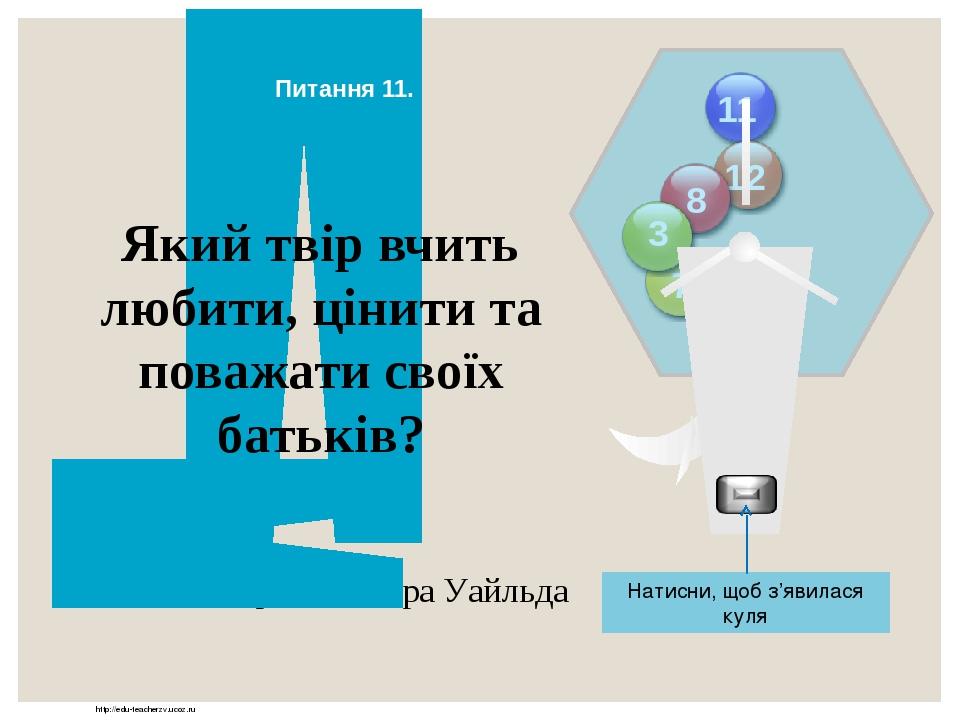 http://edu-teacherzv.ucoz.ru Ім'я героя твору, який через зраду своїх друзів та бажання врятувати кохану, поплатився життям? Лобо з твору Ернеста С...