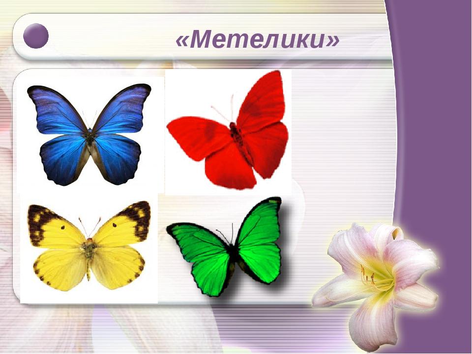«Метелики»