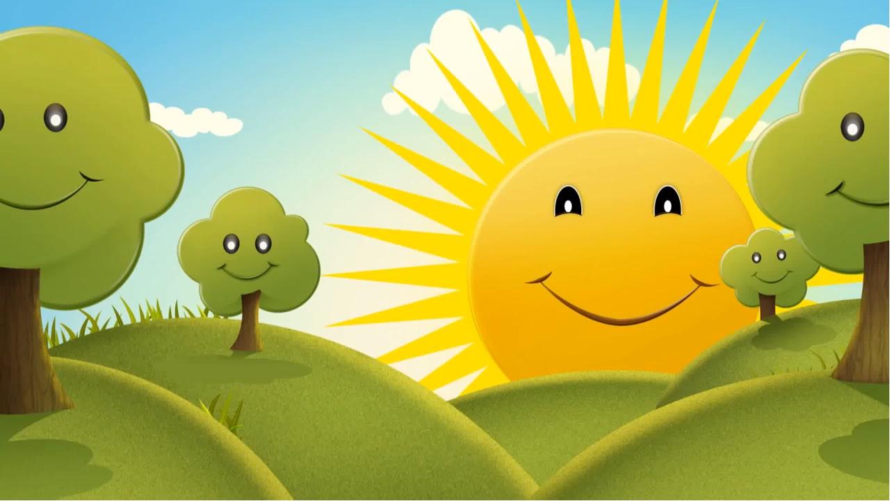 Прикольные открытки с солнцем