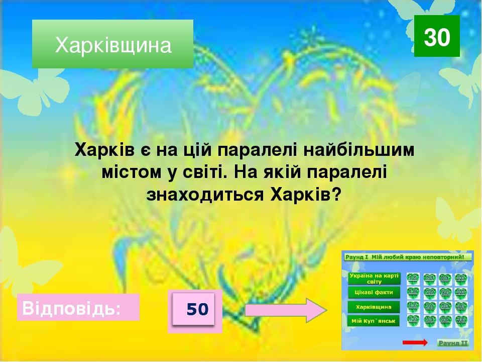 10 Відповідь: Яка тваринка зображена на гербі Куп'янщини і є її символом? Бабак Мій Куп'янськ