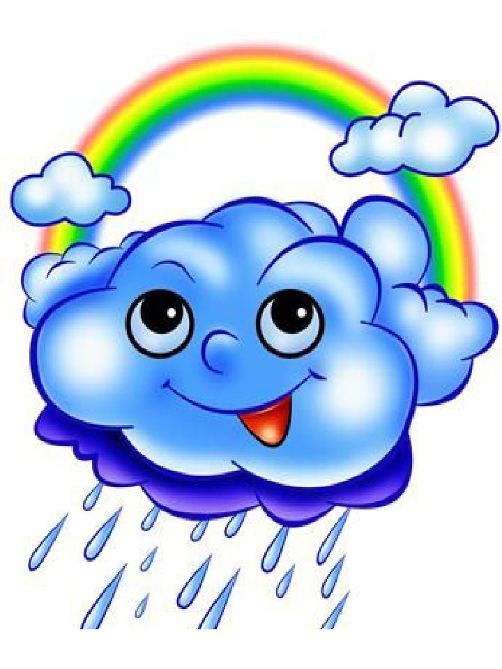 Картинки дождика для детского сада