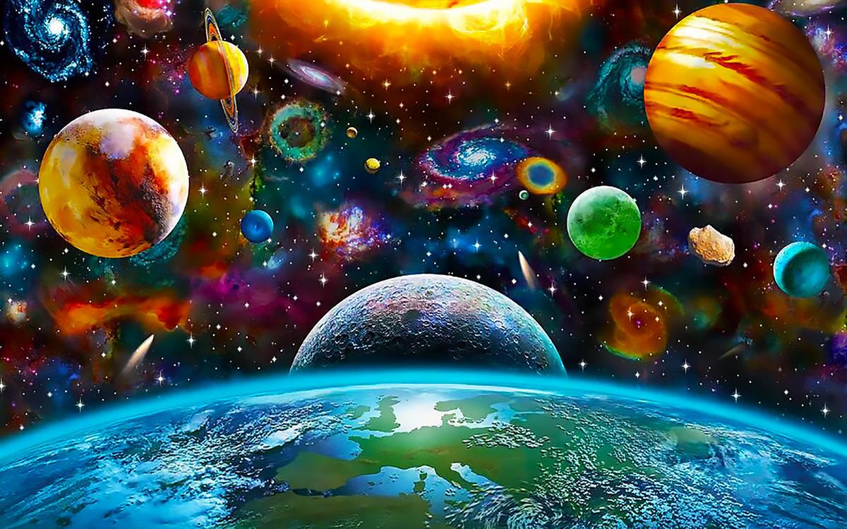 Картинки про планете
