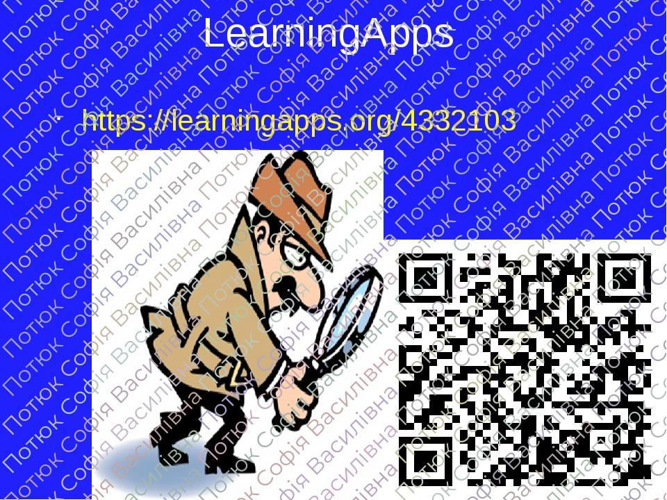 LearningApps https://learningapps.org/4332103