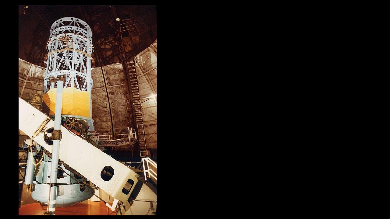 Тут знаходиться найбільший астрономічний інструмент західної півкулі - телескоп Хокера. На ньому працював знаменитий астроном Едвін Хаббл, в честь ...