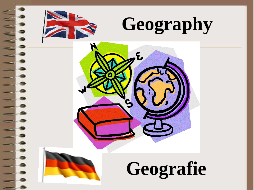 Geography Geografie