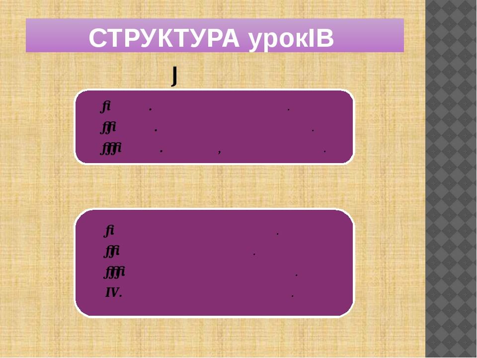 НАВЧАЄМОСЬ РАЗОМ І етап. Вчимося мислити. ІІ етап. Практична сторінка. ІІІ етап. Ребуси, головоломки. ЕВРИКА СТРУКТУРА урокІВ І. Математичний блок....