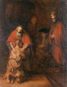 """Результат пошуку зображень за запитом """"Рембрандт. «Повернення блудного сина»"""""""