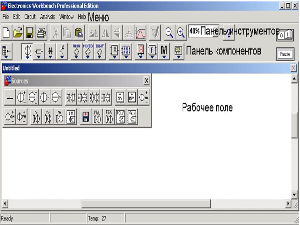 Асинхронний RS-тригер Асинхронний RS-тригер в середовищі Electronic Workbench принцип дії та будова RS-тригерів