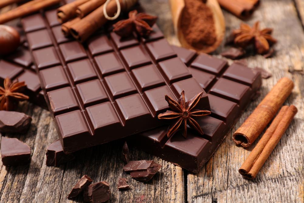 Горький шоколад – максимальная польза