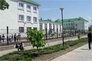 Навчально-виховний комплекс (школа-гімназія) №1 м. Роздільна